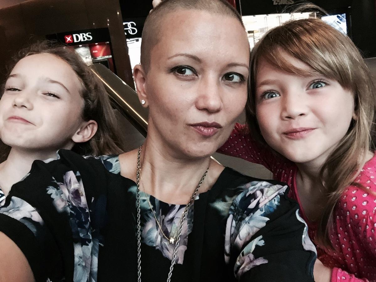 Mummy selfies